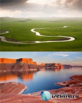 Обои – Природные ландшафты  в HD качестве