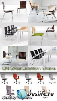 3D models of Chairs from BN Office Solution