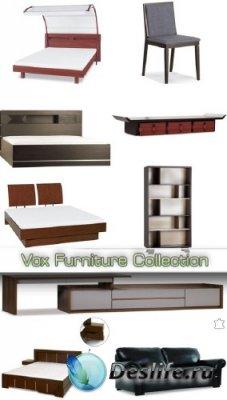 3D модели - Vox Furniture