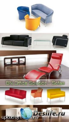 3D модели - Sofas from BN Office Solution