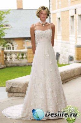 Женский костюм для фотошопа - Невеста 2