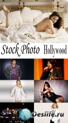 Сток-фото - Знаменитости - Hollywood