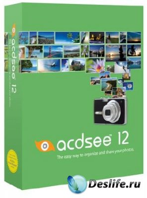Portable ACDSee Photo Manager 12.0.342 Ru