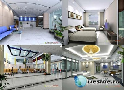 3D модели - Pack of Interior vol.5