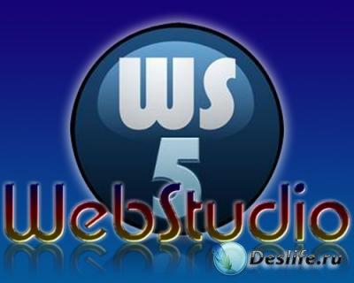 Web Studio 5.0.0.18 - Создание Web-сайтов