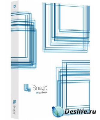 Snagit 10.0.0 Build 788 Rus