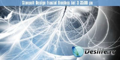 Starwalt Fractals Vol 3 - Кисти для фотошопа