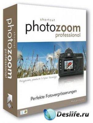 PhotoZoom Pro 3.1 Rus (portable)