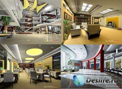3D модели - Pack of Interior vol.1