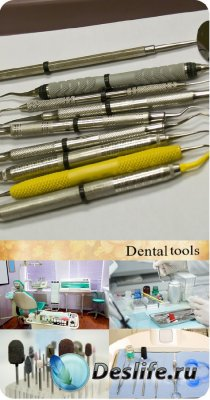 Stock Photo: Dental orthodontic tools