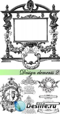 Stock Photo: Design elements 2