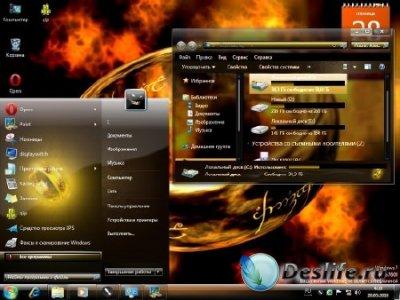 Золотые Темы Для Windows 7