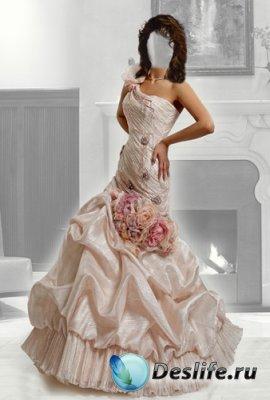 Костюм для фотошопа - Невеста Cassandra