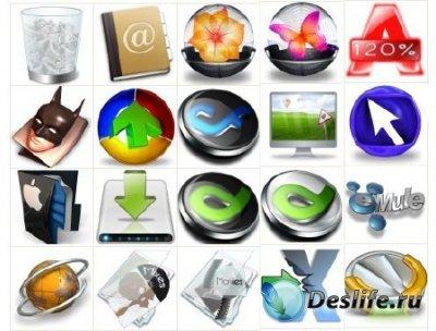 Иконки: 200 красивых иконок