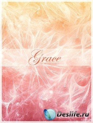 Grace - Photoshop brushes - Кисти для фотошопа