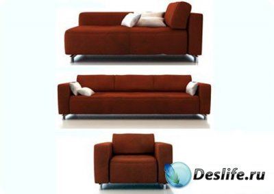 3d модели итальянской мебели