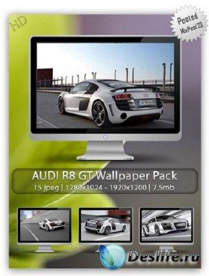 Audi R8 GT Wallpaper Pack - Обои для рабочего стола