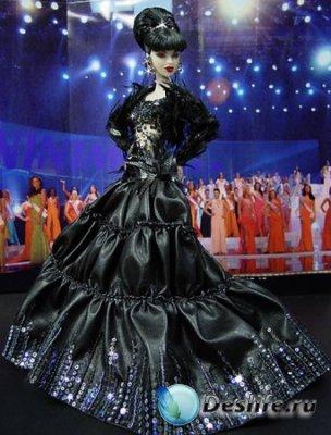 Кукольный конкурс дизайна и красоты