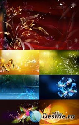 Фоны для фотошопа - Floral Fantasy