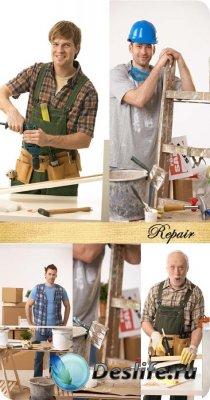 Stock Photo: Repair