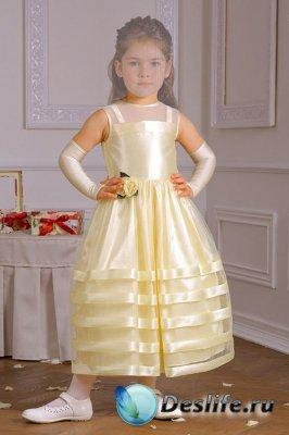 Подружка невесты - Костюм для фотошопа