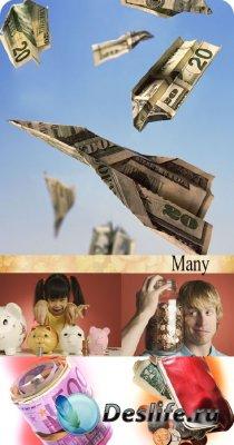 Stock Photo: Деньги (Money)