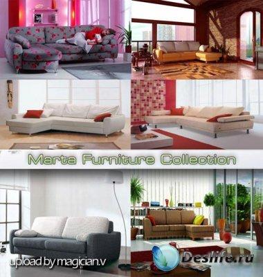 3D модели - Marta Furniture