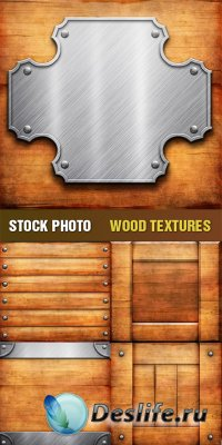 Stock Photo - Wood Textures