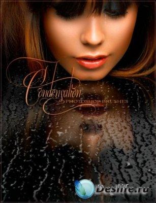 Rons Condensation - Кисти для фотошопа