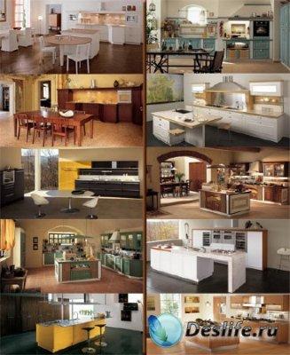 Дизайн кухни - Клипарт