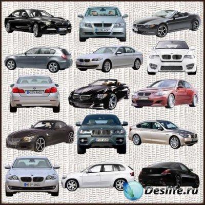 Клипарт - Автомобили BMW