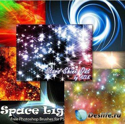Кисти для фотошопа - Световые эффекты / Light Effects