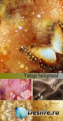 Stock Photo: Vintage background