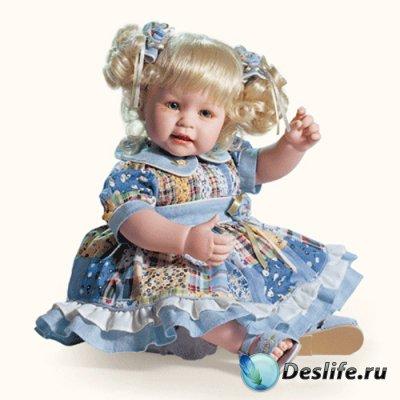 Коллекционные куклы ADORA DOLL