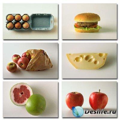 Фото клипарт Food Line v.1 (2010)