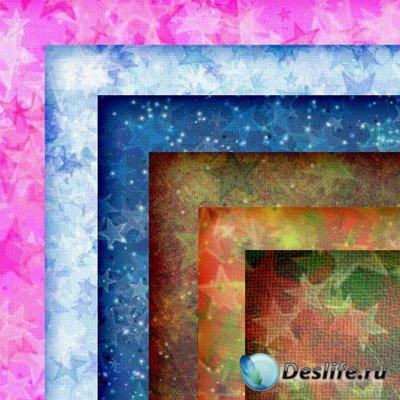 Фоны для фотошопа - Звездное небо