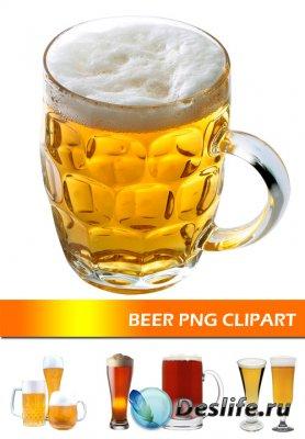 Beer PNG Clipart - Растровые клипарты
