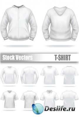 Stock Vectors - T-shirts