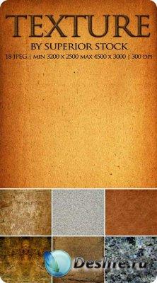 Текстуры для фотошопа  -  Superior Stock