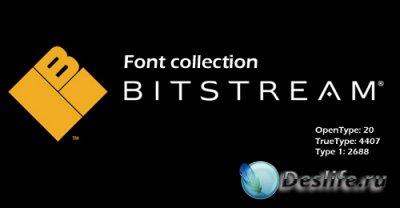 Коллекция шрифтов от Bitstream