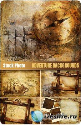 UHQ Stock Photo - Adventure Backgrounds