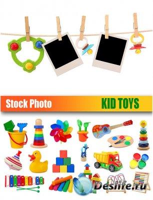Stock Photo - Kid Toys