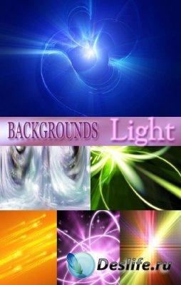 Фоны для фотошопа - Backgrounds Light