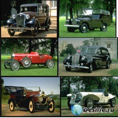 Клипаpт - Старинные авто