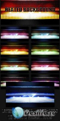 Фоны для фотошопа - Heated Background