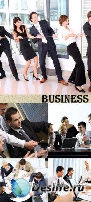Stock Photo: Дело (бизнес) Business