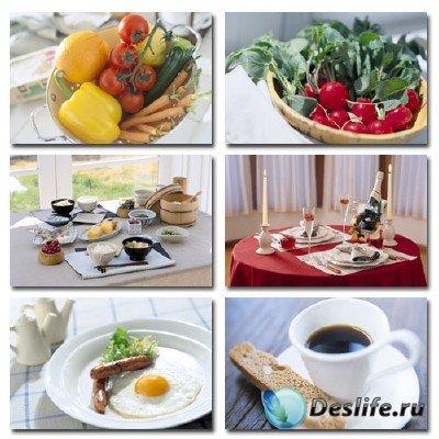 Набор профессионального клипарта Food Line vol.2