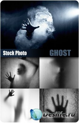 UHQ Stock Photo - Ghost