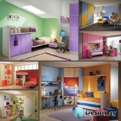 Фото - Дизайн детских комнат