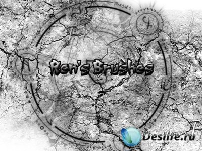Ren's Brushes - Кисти для Фотошопа